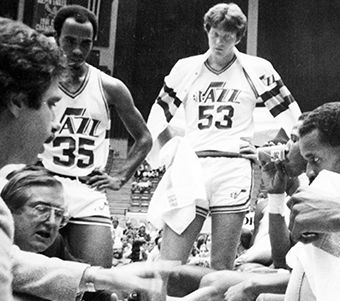Utah Jazz basketball team