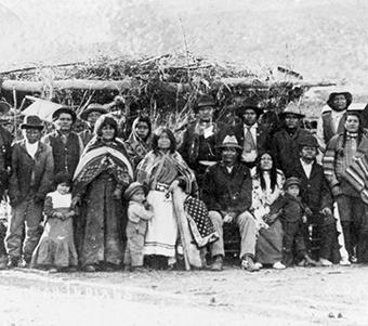 Paiute Indians