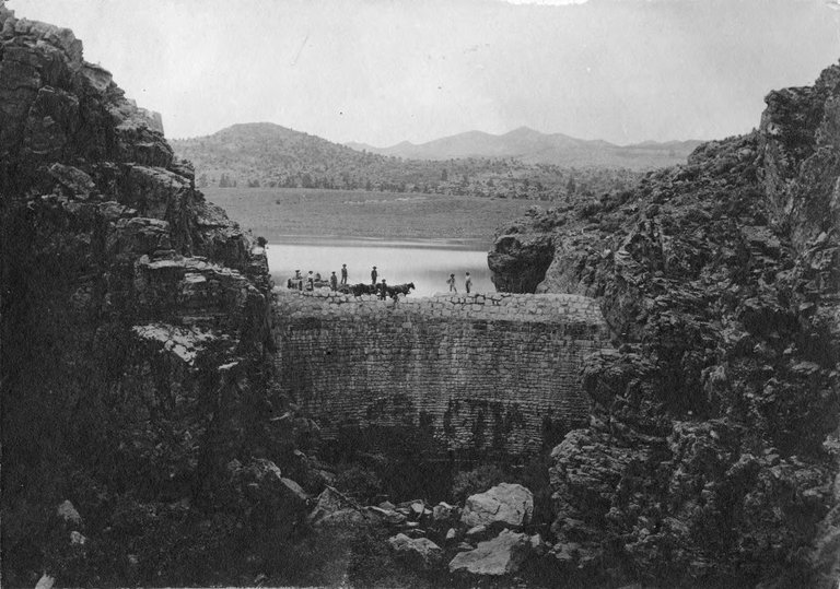 Enterprise Dam